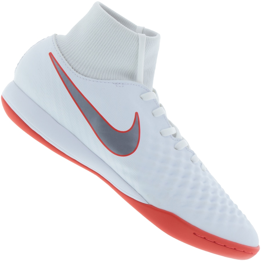 9c03b53f96 Chuteira Futsal Nike Magista Obra X 2 Academy DF IC Adulto