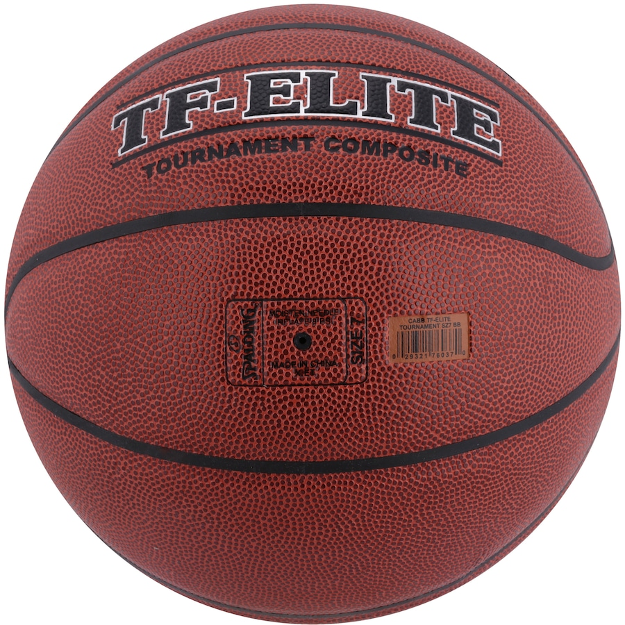 8d6c584b2 Bola de Basquete Spalding TF-Elite Tournament Size 7