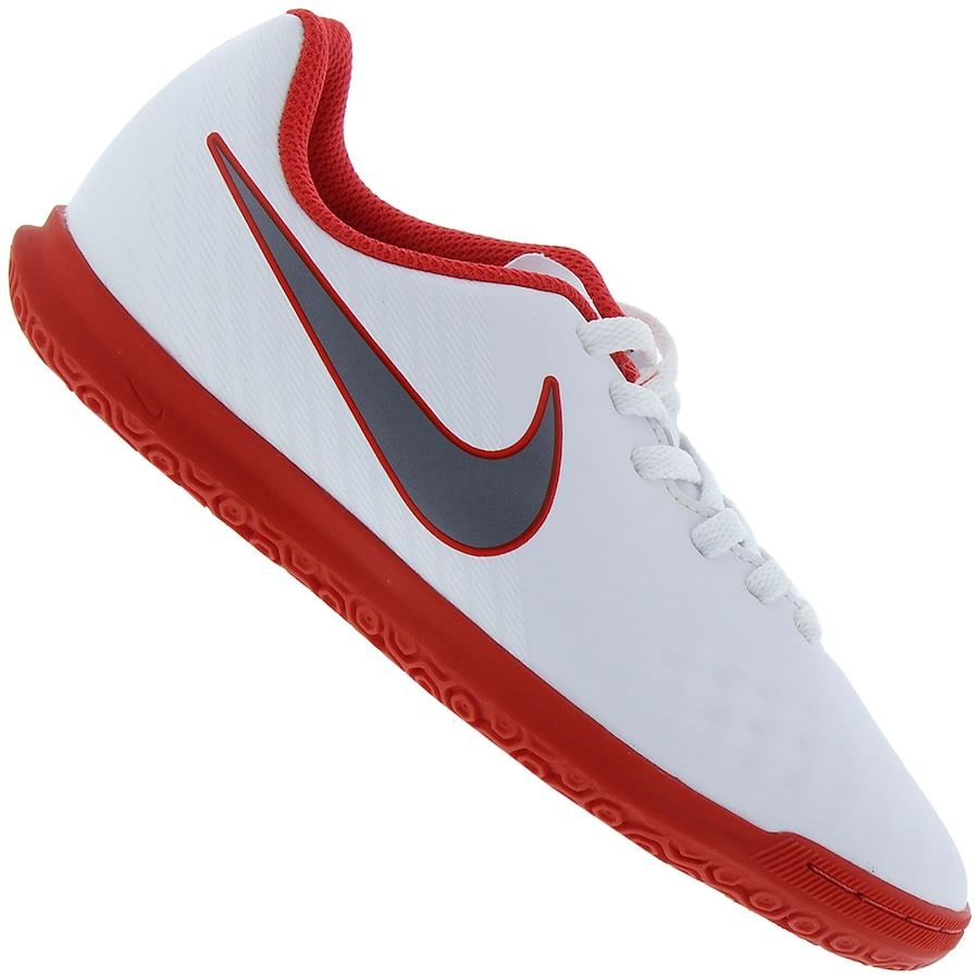 9cb0dbd127 Chuteira Futsal Nike Magista Obra X 2 Club IC - Infantil