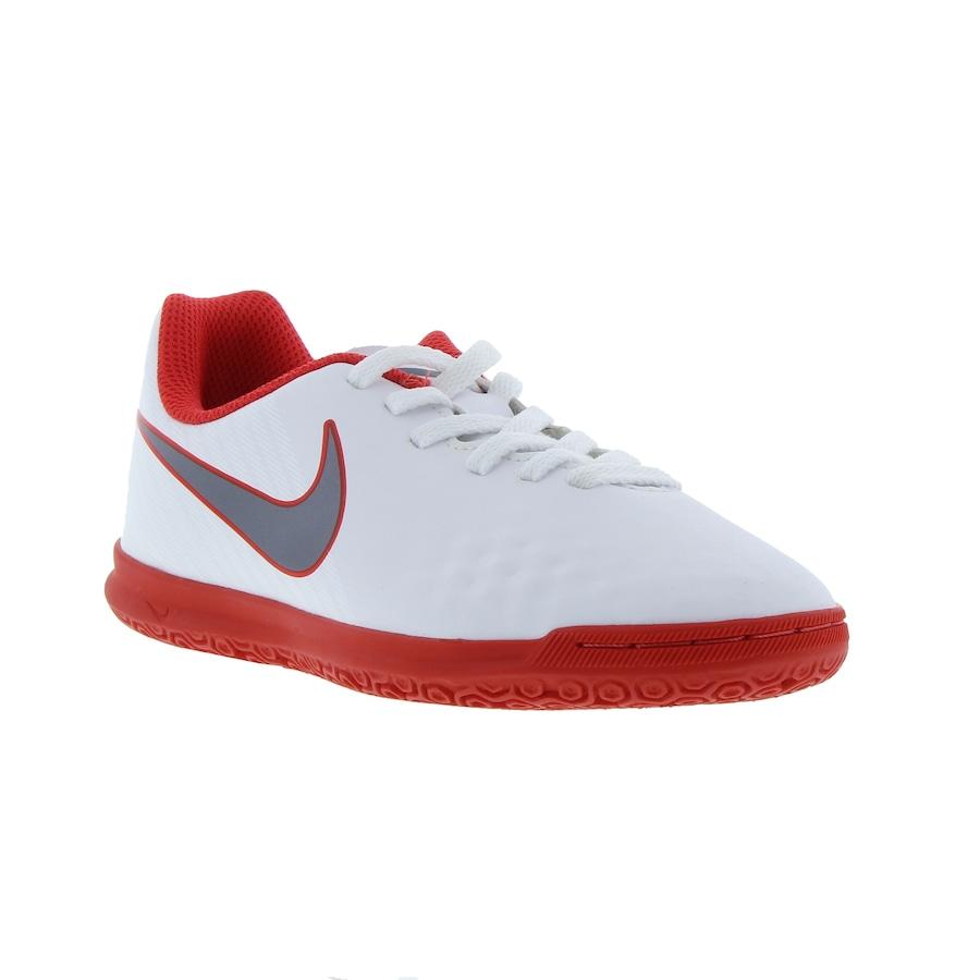 Chuteira Futsal Nike Magista Obra X 2 Club IC - Infantil 20396eb94e