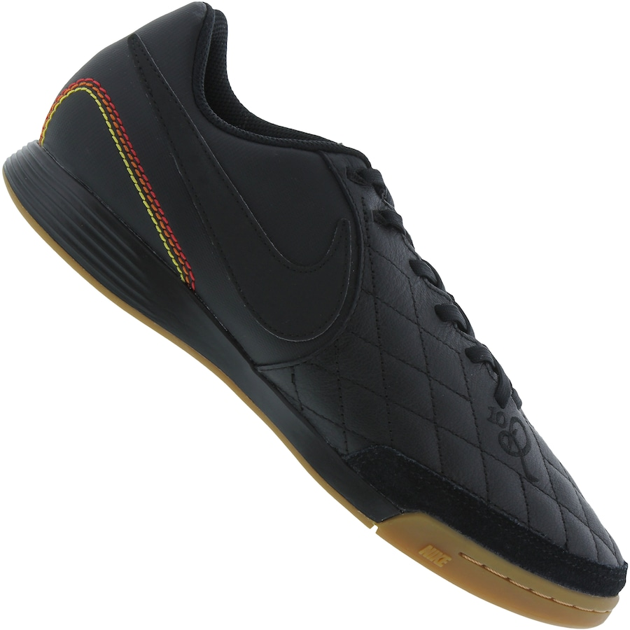 0d3f14aae4 Chuteira Futsal Nike Tiempo X Ligera IC 10R IC - Adulto