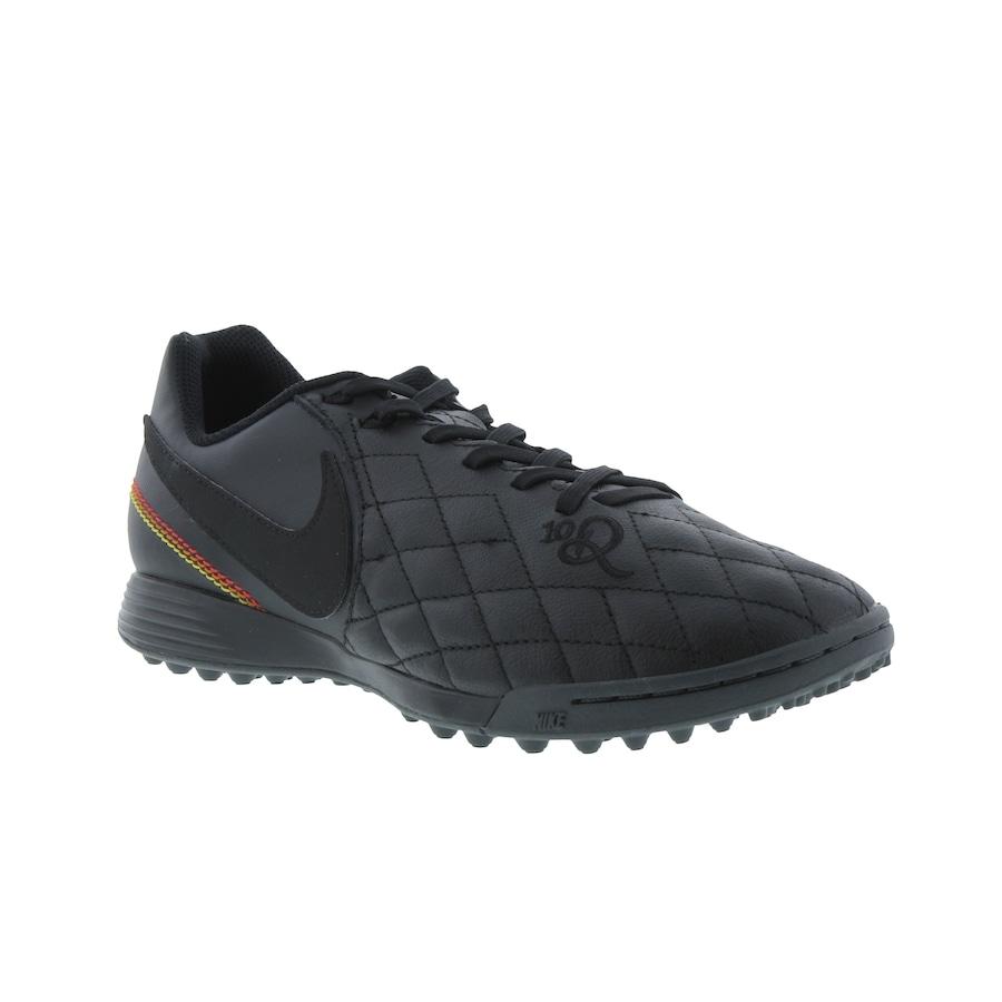Chuteira Society Nike Tiempo X Ligera IV 10R TF - Adulto d72ff9f10132a
