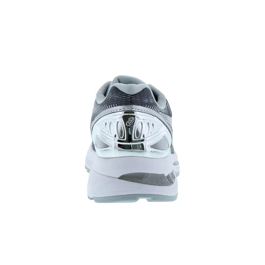 4673e28b23a Tênis Asics Gel Nimbus 20 Platinum - Feminino