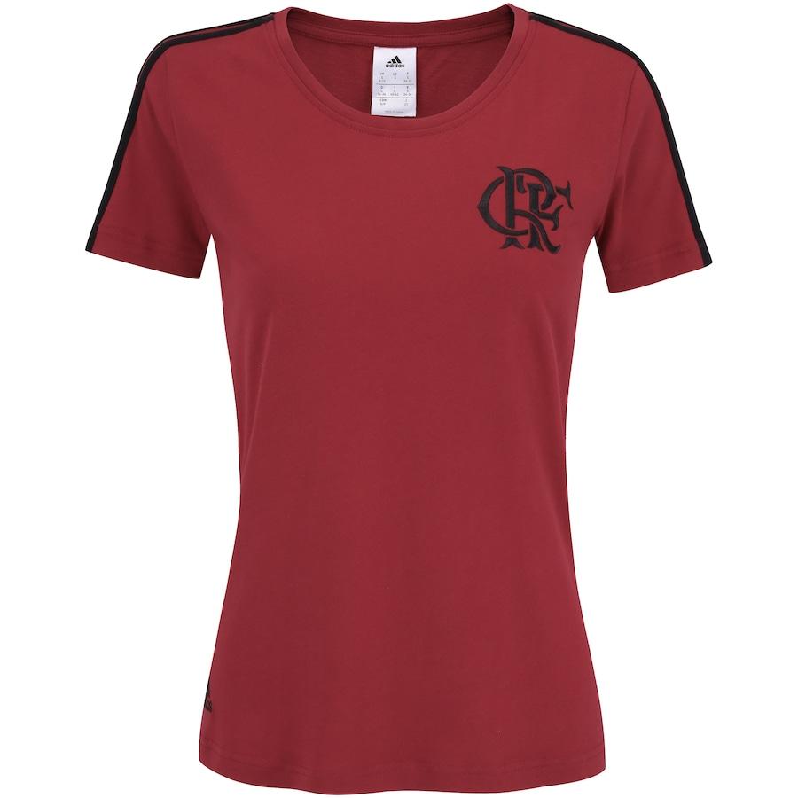 86e2a2e85d Camiseta do Flamengo 3S 2018 adidas - Feminina
