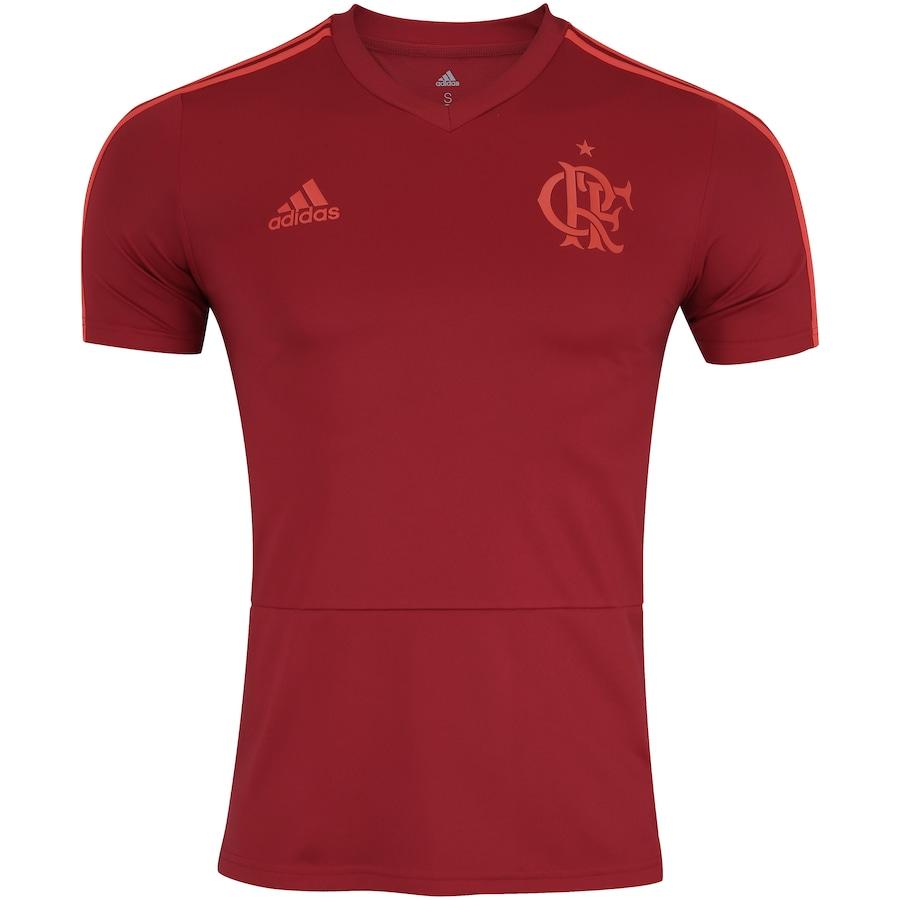 c13e5df8c Camisa de Treino do Flamengo 2018 adidas - Masculina