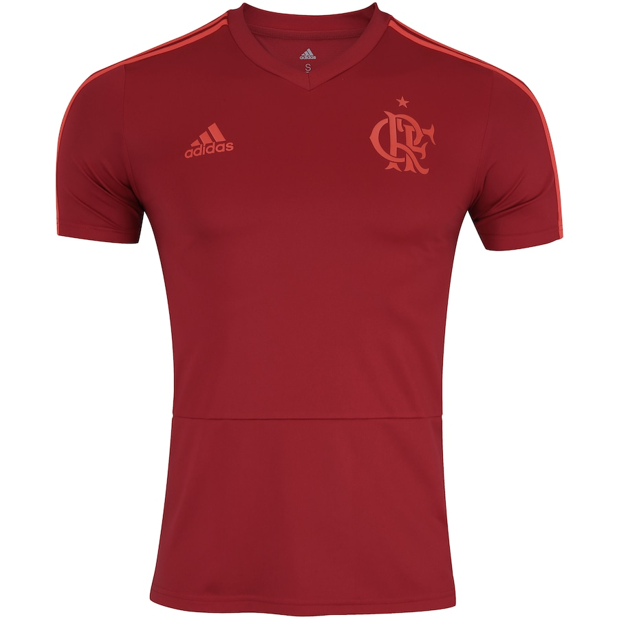 Camisa de Treino do Flamengo 2018 adidas - Masculina 0f43d5c1b9cf0