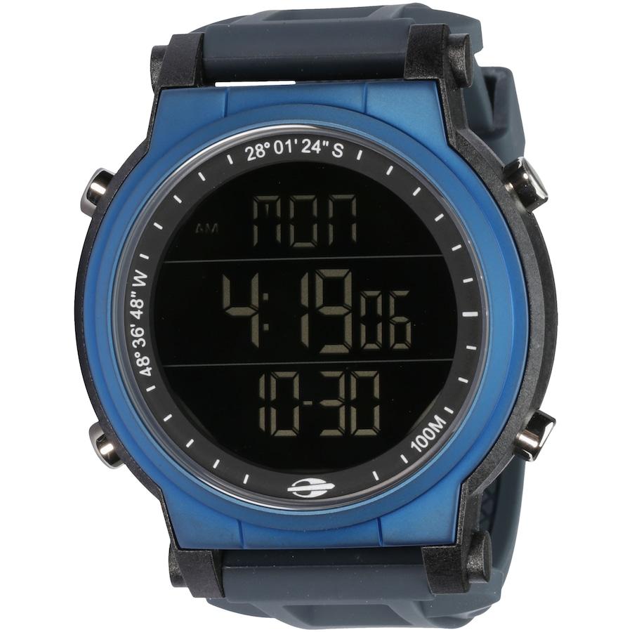 0981375113178 Relógio Digital Mormaii MO3577B - Masculino