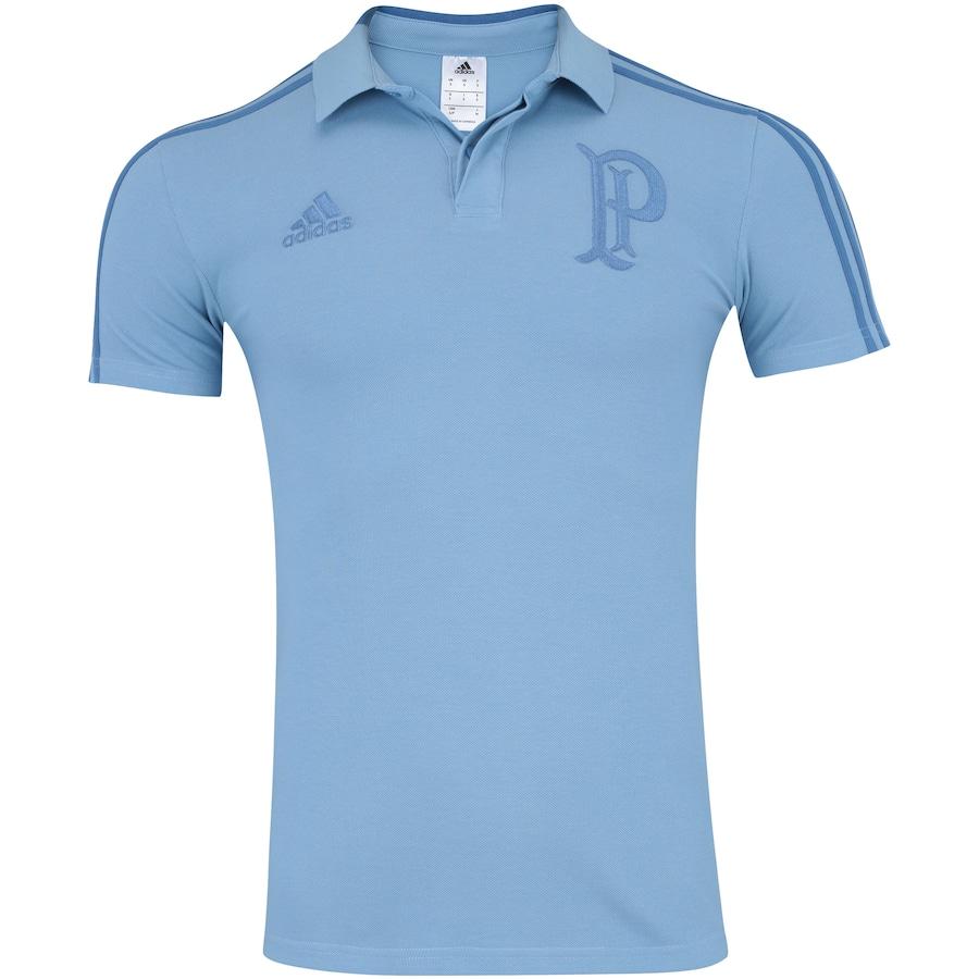 6cf3f5f2fbe35 Camisa Polo do Palmeiras 2018 adidas - Masculina