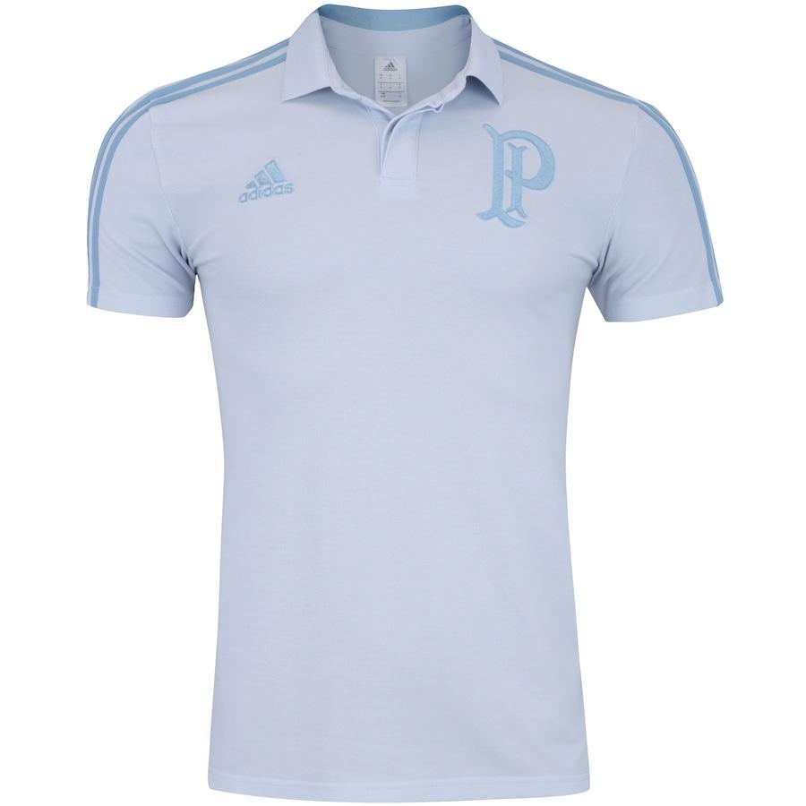 Camisa Polo do Palmeiras 2018 adidas - Masculina aea18e50ab4f3