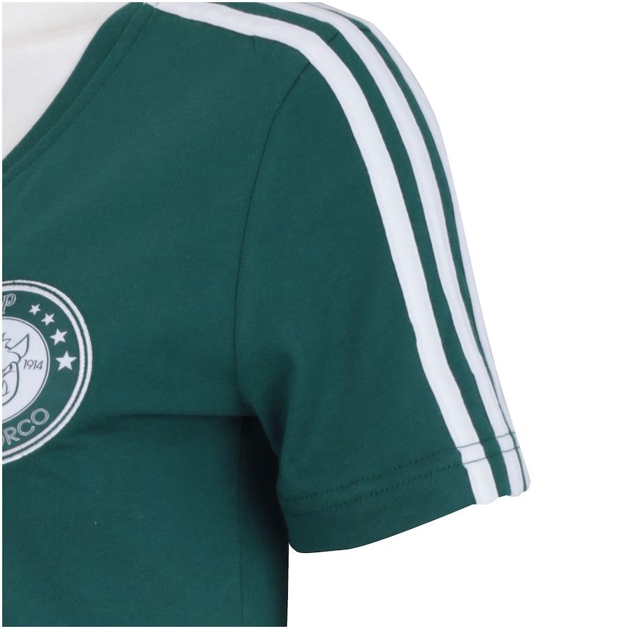 Camiseta do Palmeiras Dá-lhe Porco 2018 adidas - Feminina a674f570ca452