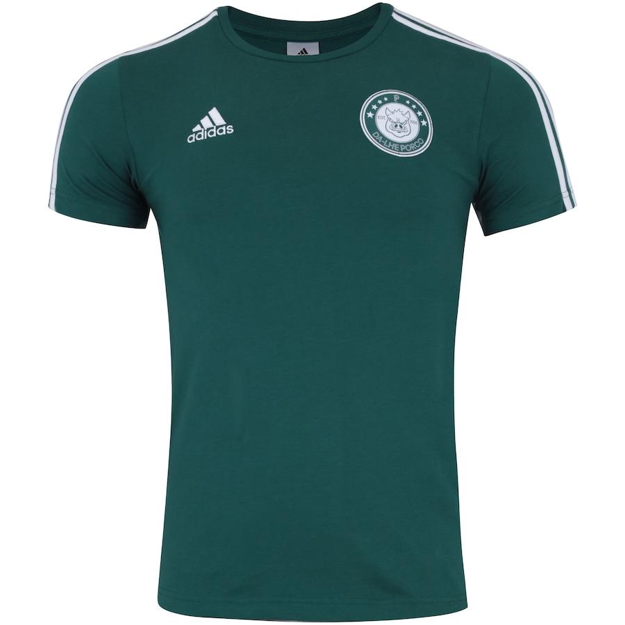 Camiseta do Palmeiras Dá-lhe Porco 2018 adidas - Masculina 8a8f6fcf0cd41