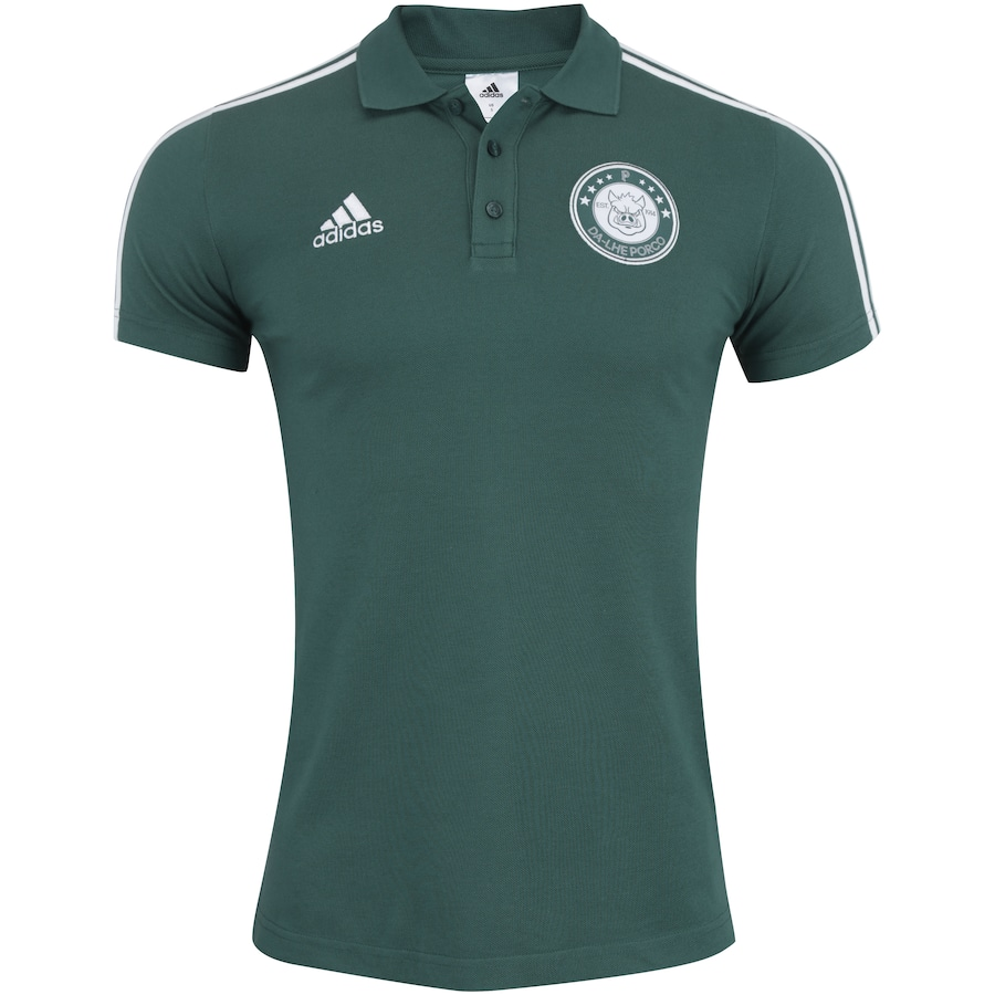 Camisa Polo do Palmeiras Dá-lhe Porco 2018 adidas - Masculina a4b1493bb6942
