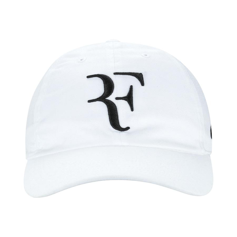 3f86b0238a Boné Aba Curva Nike Aerobill H86 Roger Federer - Strapback - Adulto