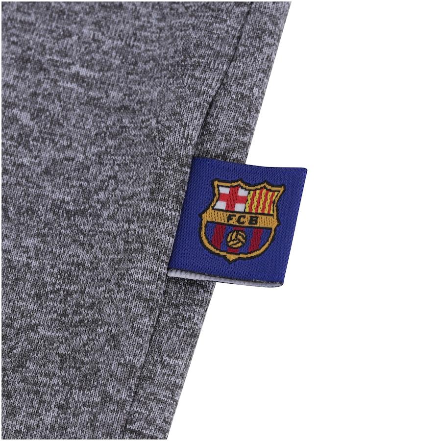 Camiseta Barcelona Mezcla - Infantil 43980eb2a3a90