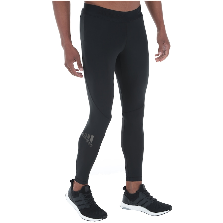 53758fbfb Calça Legging adidas Alphaskin Sport LT - Masculina