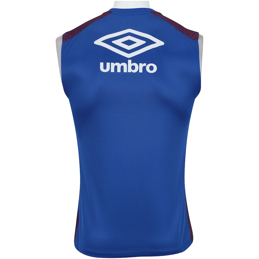 Camiseta Regata de Treino do Bahia 2018 Umbro - Masculina 18126643992