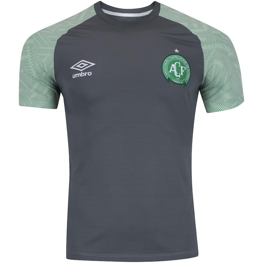 Camisa de Treino da Chapecoense 2018 Umbro - Masculina 52eb5d79f9324