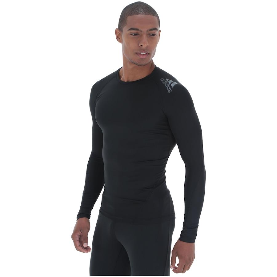 -17%. Camisa de Compressão Manga Longa adidas Alphaskin Sport - Masculina  ... d28b07c967445