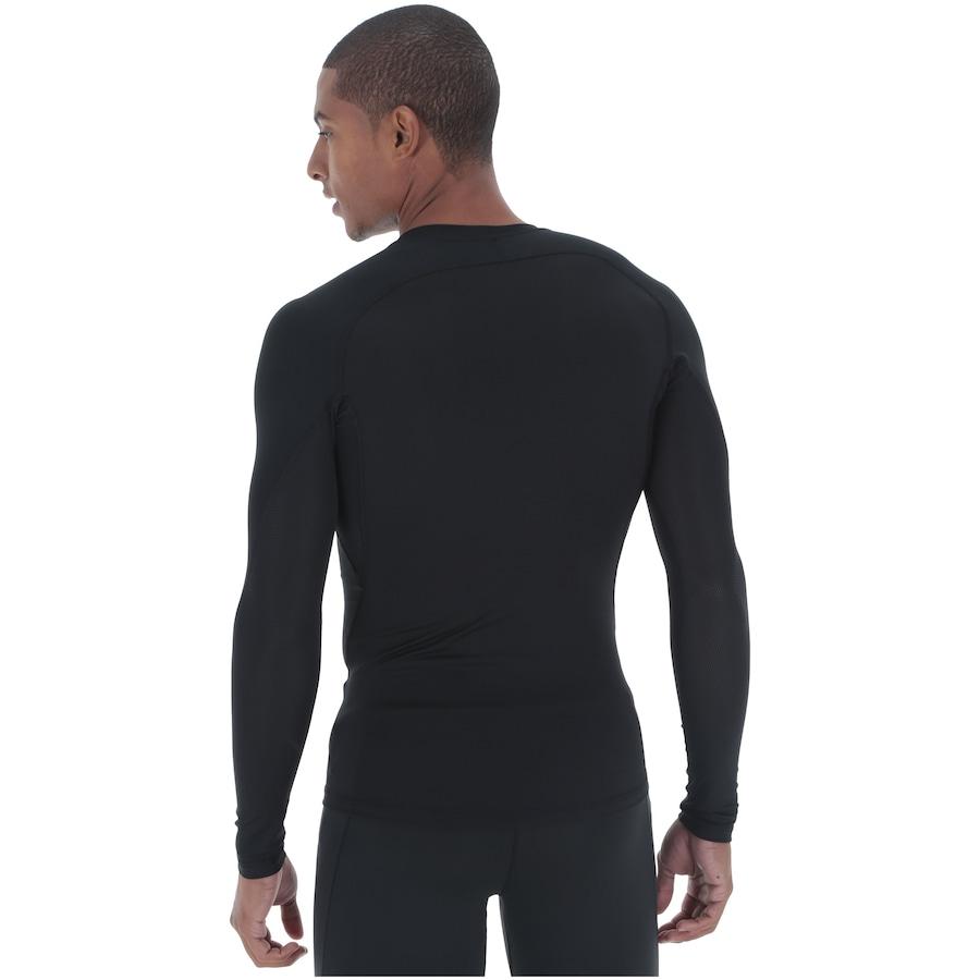 Camisa de Compressão Manga Longa adidas Alphaskin Sport - Masculina b21e6351f41d8