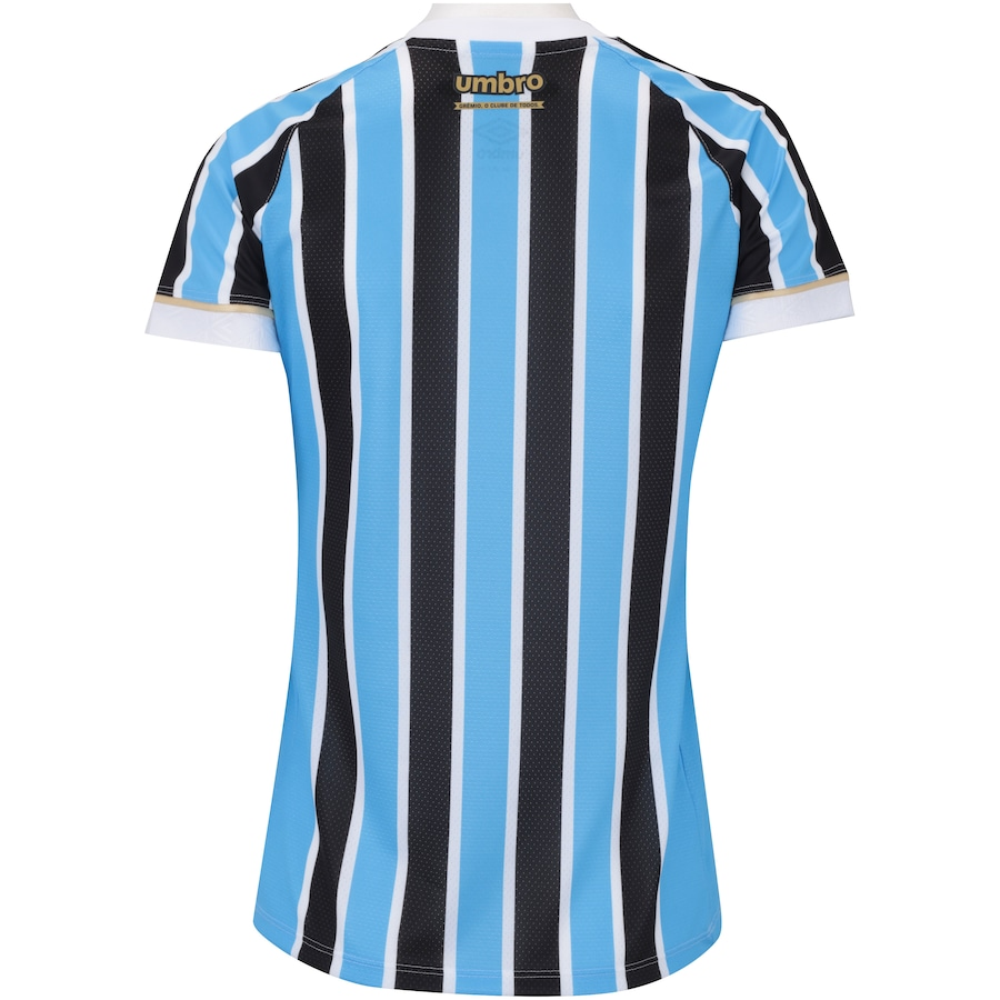 Camisa do Grêmio I 2018 Umbro - Feminina ad6da21ddc90f