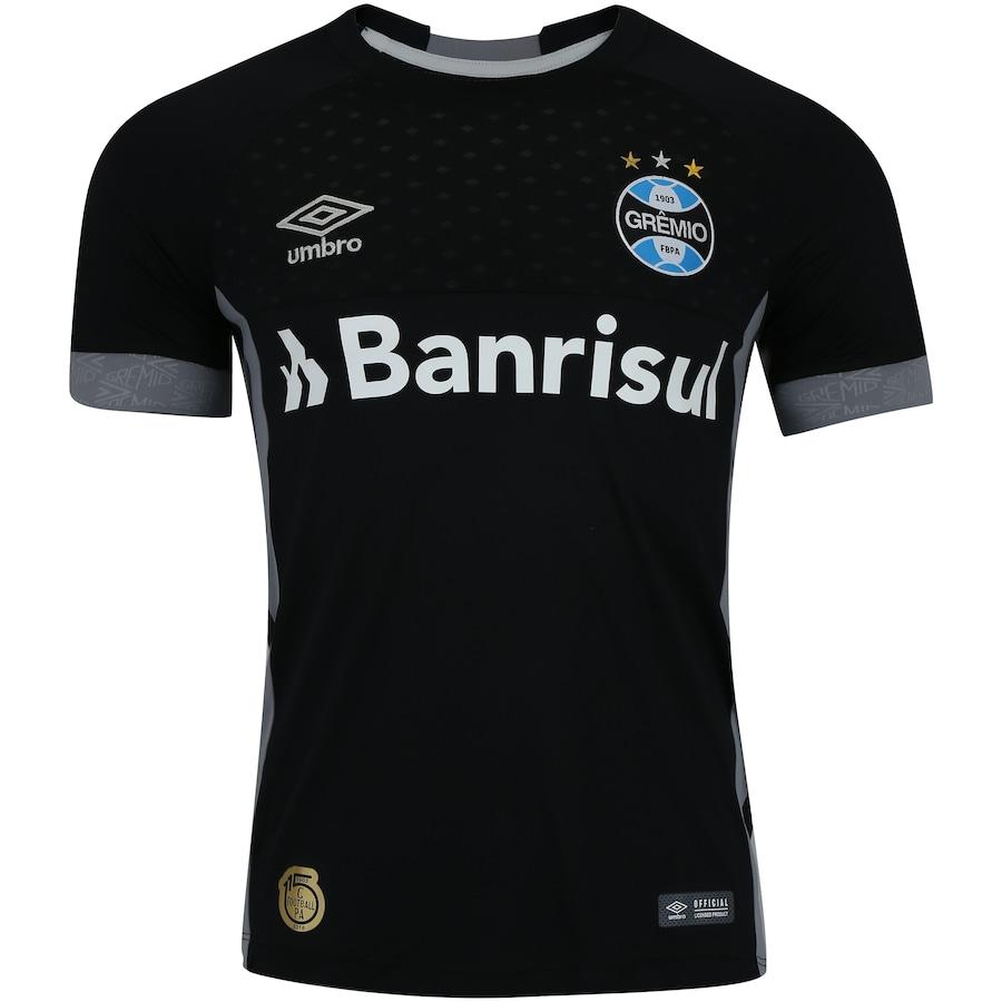 43a1ba6dc Camisa de Goleiro do Grêmio I 2018 Umbro - Masculina