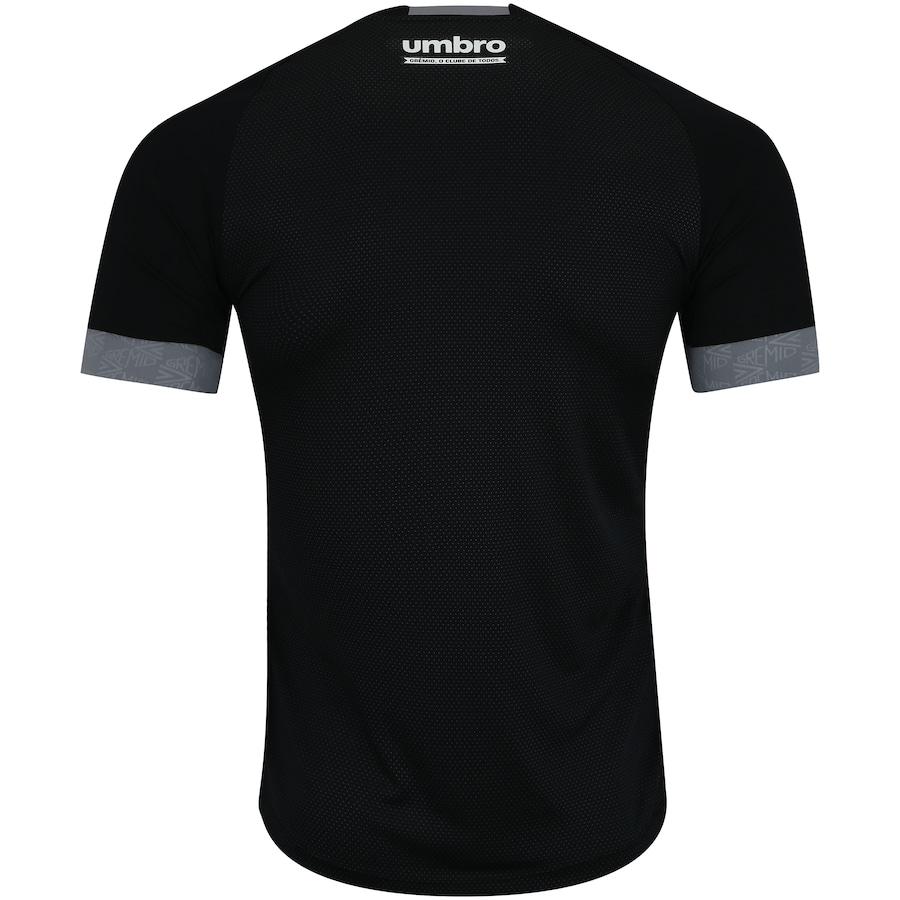 Camisa de Goleiro do Grêmio I 2018 Umbro - Masculina 05210c7461cec