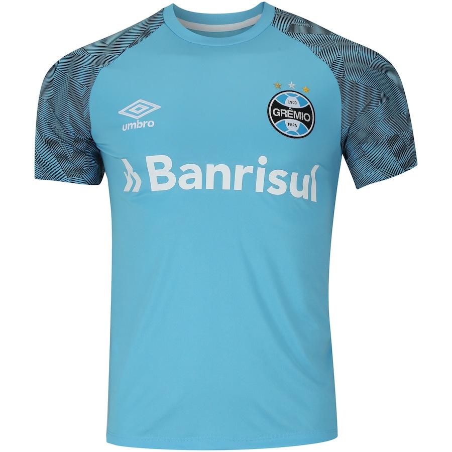 13487f650d7f6 Camisa de Treino do Grêmio 2018 Umbro - Masculina