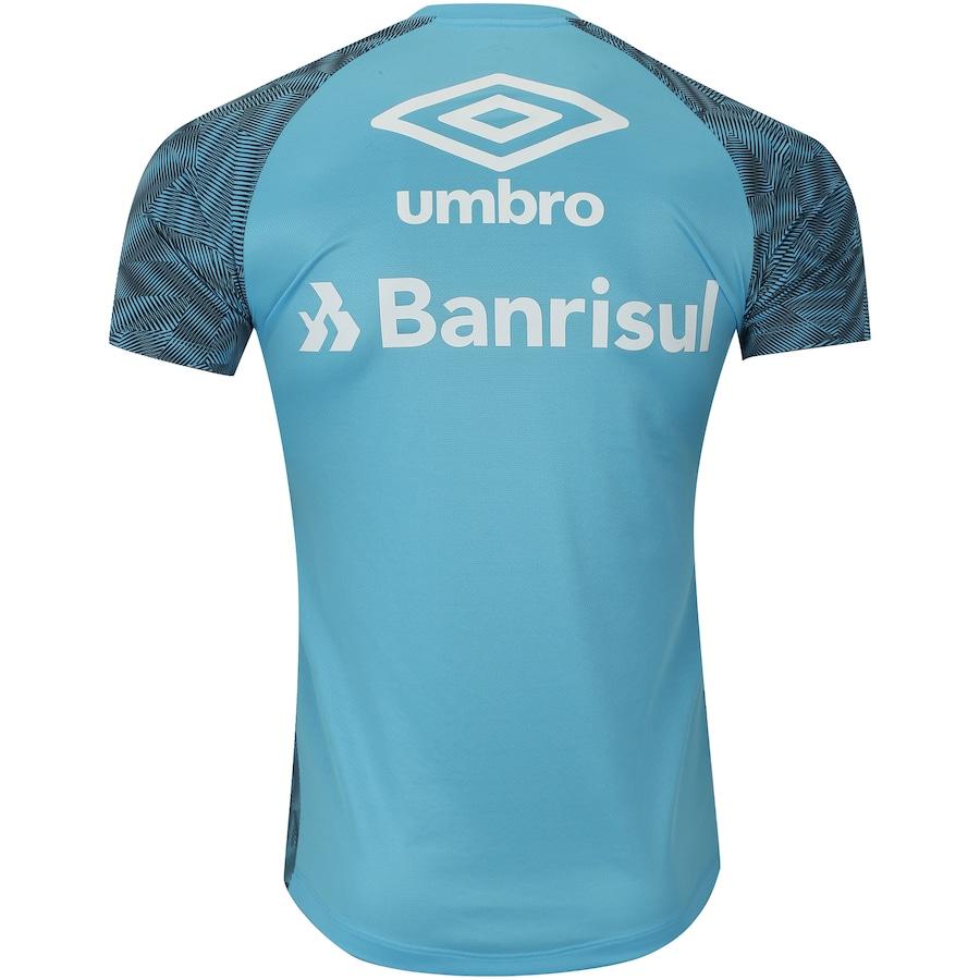aca43da4f9ec7 Camisa de Treino do Grêmio 2018 Umbro - Masculina