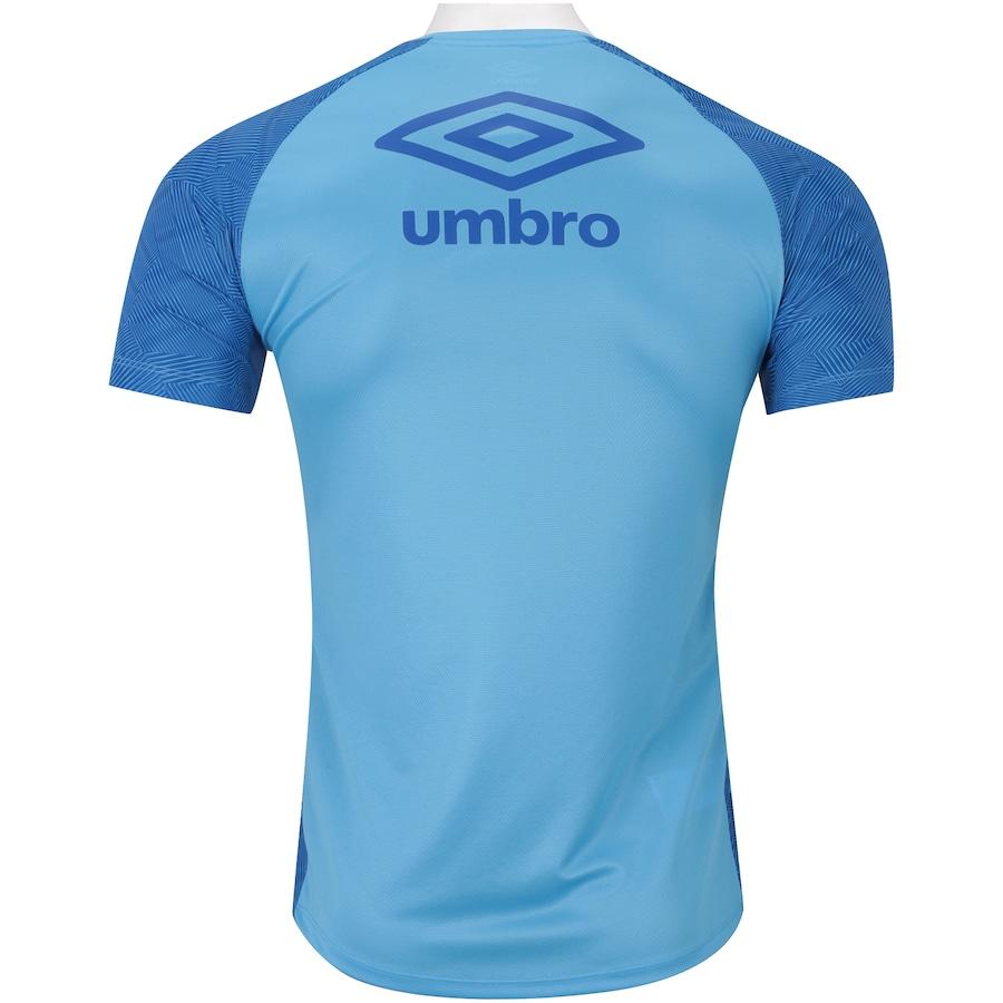 Camisa de Treino do Cruzeiro 2018 Umbro - Masculina a4638429c254a