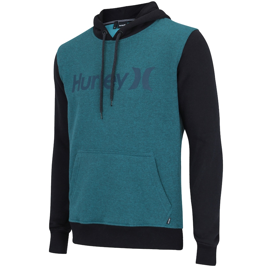 Blusão de Moletom com Capuz Hurley Start - Masculino 459a4fd53af