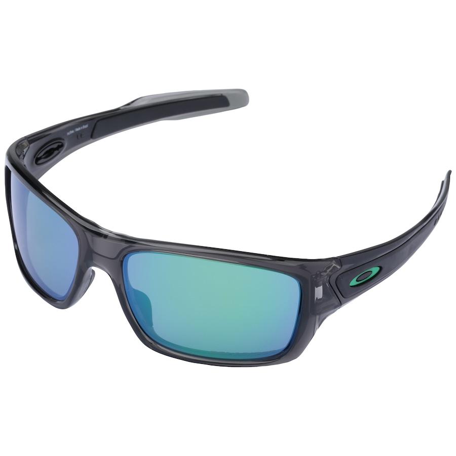 Óculos de Sol Oakley Turbine Iridium - Unissex aef040cf78