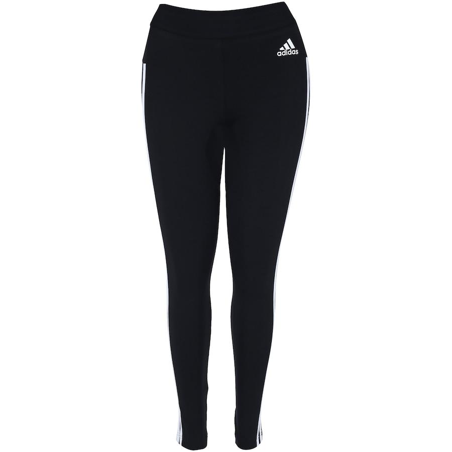 Calça Legging adidas Ess 3S - Feminina 17242a11bed86