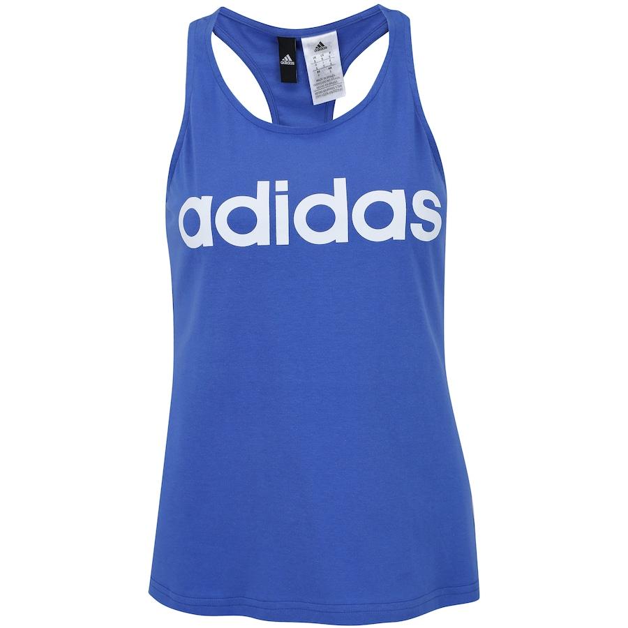 Camiseta Regata adidas Ess LI SLI - Feminina 38ce87b30f5a3