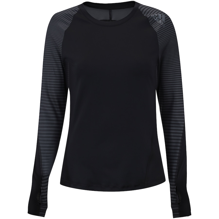 6e4979202e Camiseta Manga Longa adidas Alphaskin Sport LS - Feminina