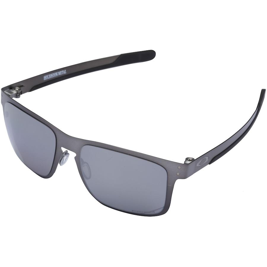 871151be8ae34 Óculos de Sol Oakley Holbrook Prizm Polarizado OO4123 - Unissex
