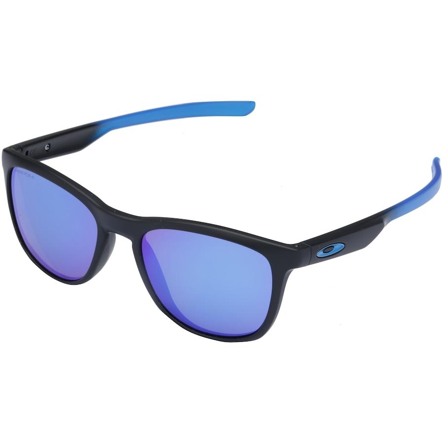 c7127e98f136a Óculos de Sol Oakley Trillbe X Prizm Polarizado - Unissex