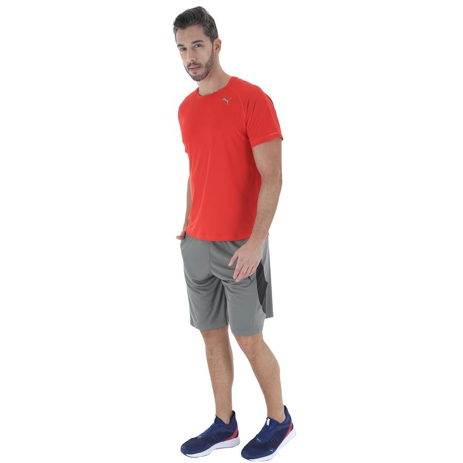 6b4a2e555a Camiseta Puma Core Run SS Tee - Masculina