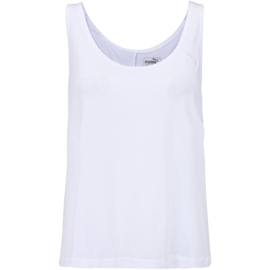 cfbe315aeb Camiseta Regata Puma Fusion Tank - Feminina