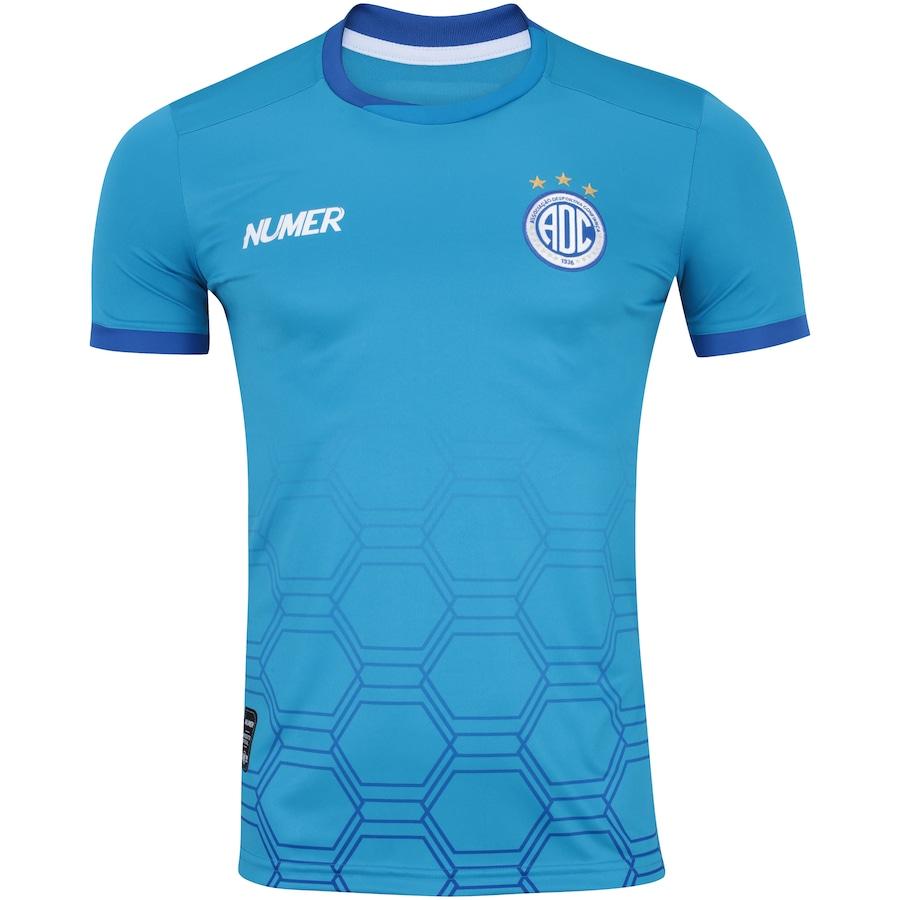 b55cdfb175132 Camisa do Confiança Concentração Atleta 2018 Numer