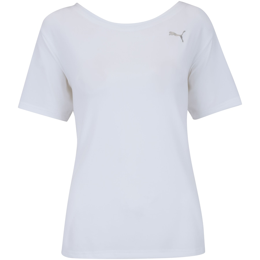 7dd48fedc Camiseta Puma Transition - Feminina