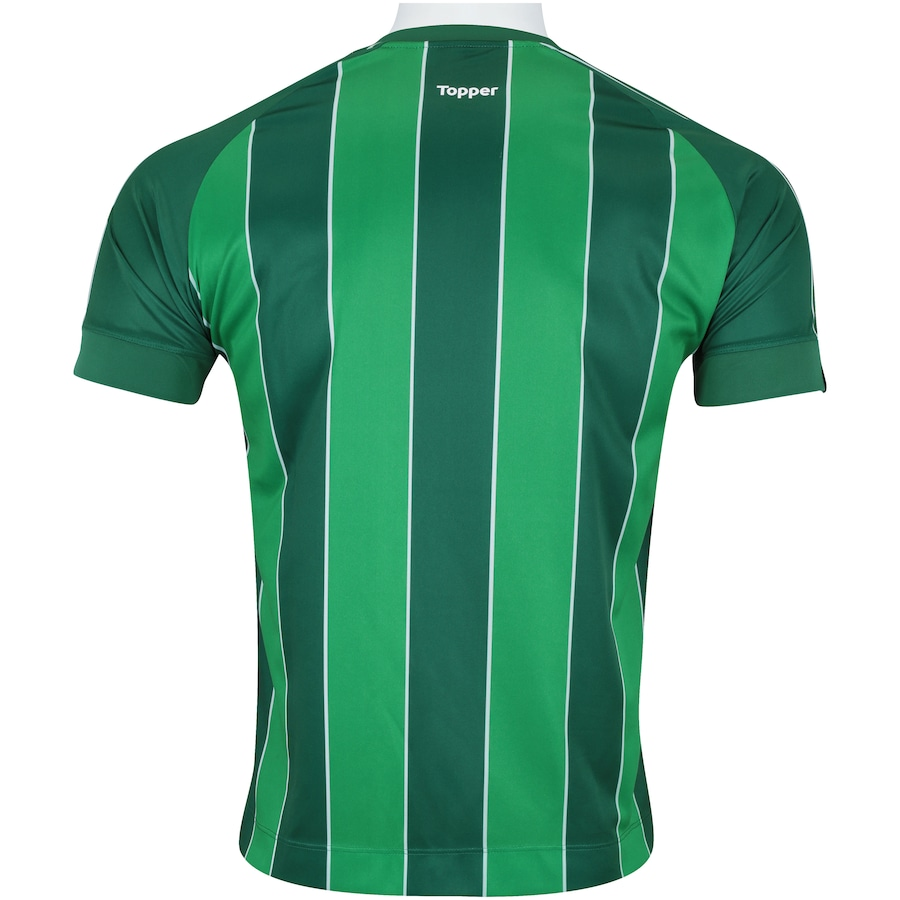 Camisa do Guarani III 2018 Topper - Masculina 8a0788ab14314