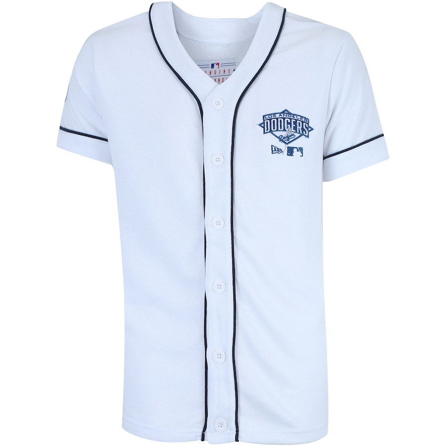 3c866c78e Camisa New Era Los Angeles Dodgers Core - Masculina