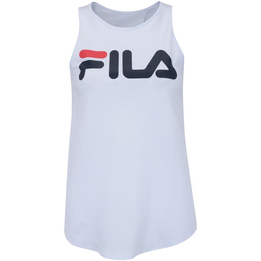 Camiseta Regata Fila Mesh - Feminina e350bb01fae