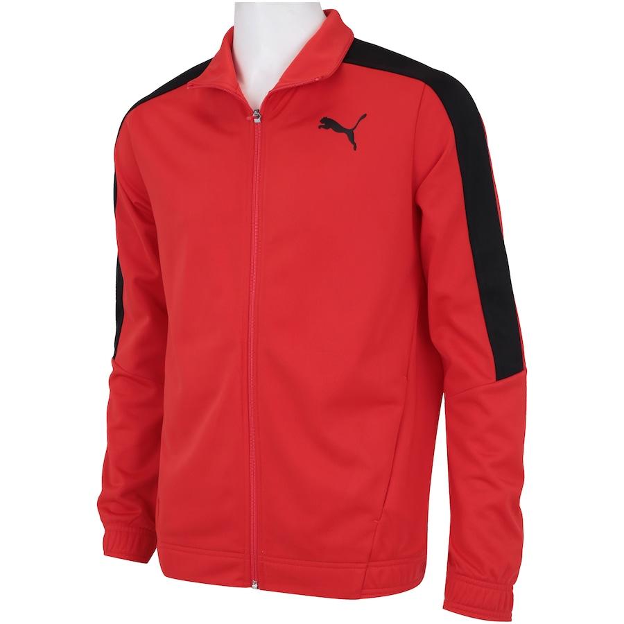 cc9a3c5ad71617 Agasalho Puma Classic Tricot Suit CL - Masculino - Loja Itaucard