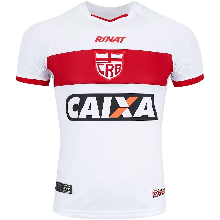 Camisa do CRB I 2018 nº 10 Rinat - Masculina 95d2decc9e8a6