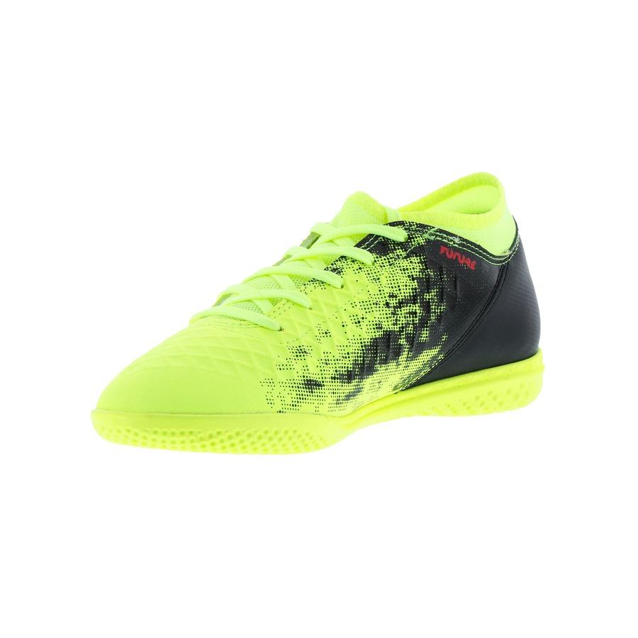 Chuteira Futsal Puma Future 18.4 IC - Infantil 8f8f1f7e66685
