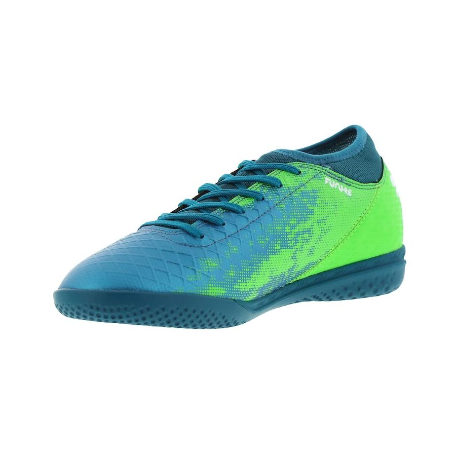 Chuteira Futsal Puma Future 18.4 IC - Adulto 0eb33bc416e63