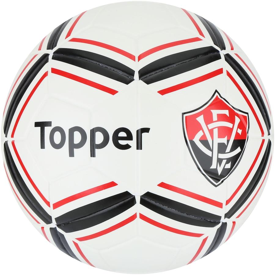 Bola de Futebol de Campo do Vitória II Topper 01cda2252ffa1