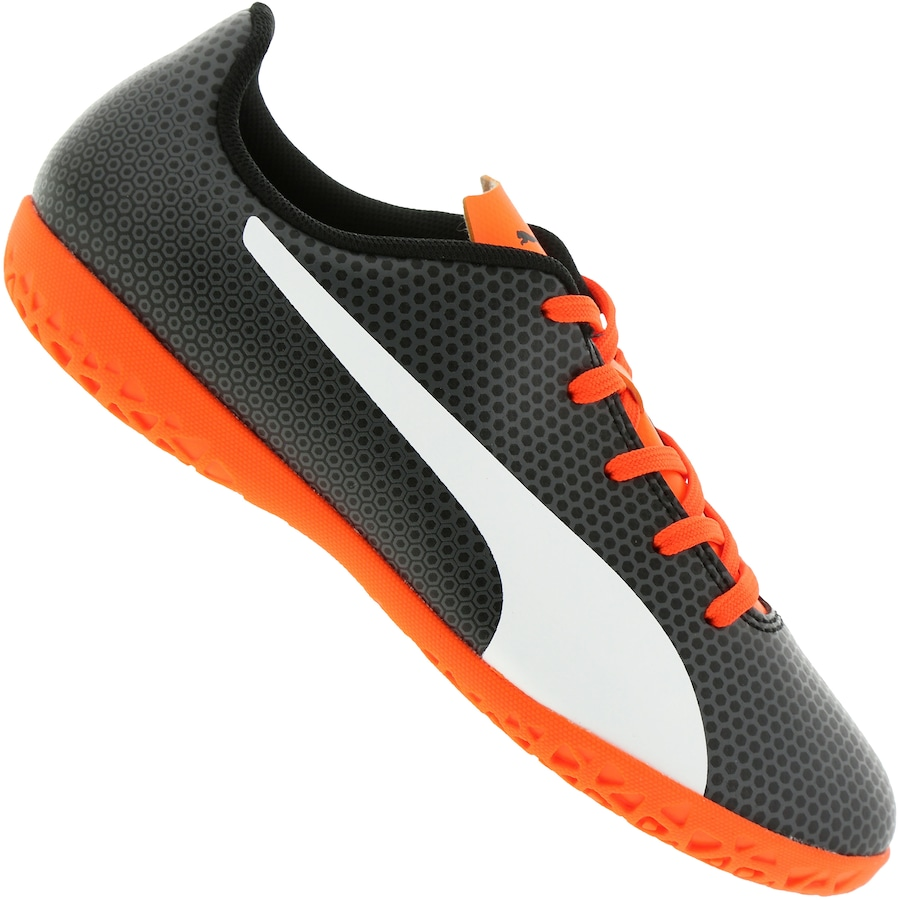 32743ee7893 Chuteira Futsal Puma Spirit IC - Infantil