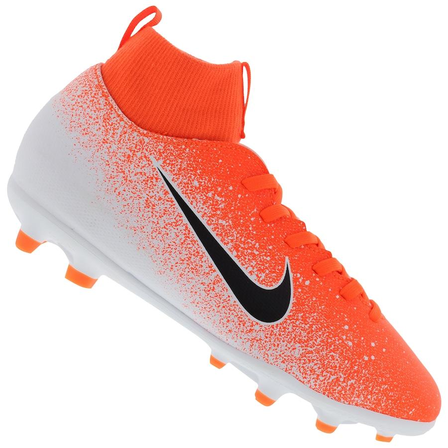 85f2fbf609f93 Chuteira de Campo Nike Mercurial Superfly 6 Club FG - Infantil | Opte+